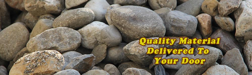 Stone, Topsoil, Mulch Delivery Aldan PA 19018