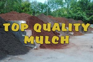 Mulch, Topsoil, Stone Delivery Philadelphia PA 19127
