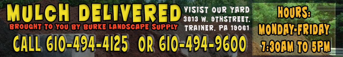 Mulch, Stone, Sand, Topsoil Quality Landscape Supplies delivered
