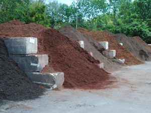 Black Dye mulch delivery Folcroft 19032