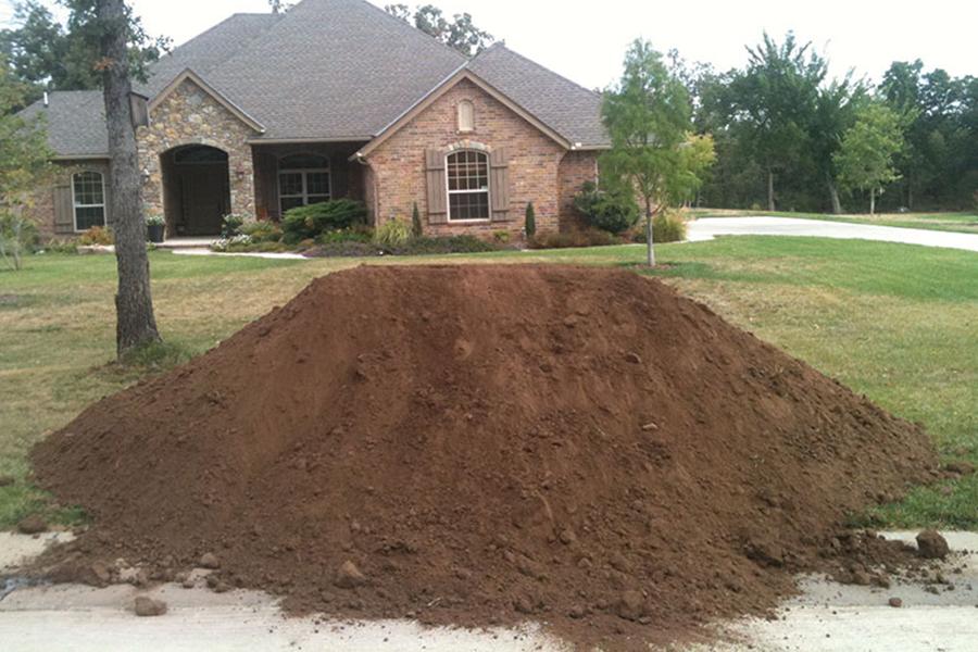 Mulch, Stone, Topsoil Delivery Delaware County PA