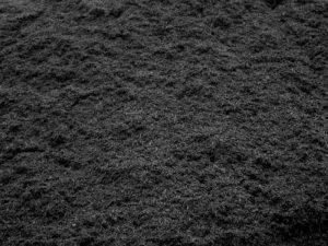 Dark Brown Organic mulch